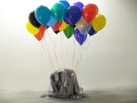 Cortezuma jacket w: balloons
