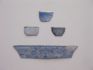 English Ceramics in Mexico series